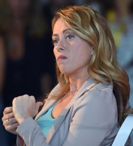 """Roma, Giorgia Meloni: """"Candidarmi? Non è escluso"""""""