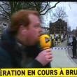 Bruxelles, spari in diretta tv. Giornalista si spaventa e... 2
