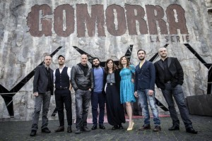 Guarda la versione ingrandita di Gomorra 2 su Sky Atlantic da 10 maggio 2016: i nuovi attori (foto d'archivio Ansa)