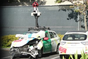 Google Car, primo incidente...per colpa del software Google