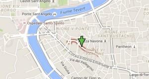 Roma, incendio in palazzo a Via del Governo Vecchio: 1 morto