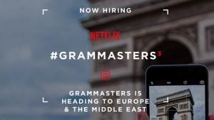 Netflix cerca fotografi: 2000$ a settimana per girare Europa
