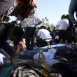 YOUTUBE Guatemala, cade bus da burrone: 19 morti3