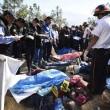 YOUTUBE Guatemala, cade bus da burrone: 19 morti2