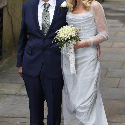 Rupert Murdoch e Jerry Hall sposi in chiesa FOTO 5