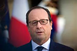 Guarda la versione ingrandita di Il presidente Francois Hollande