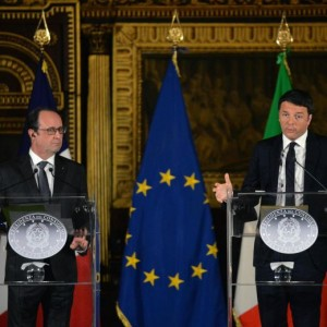 Guarda la versione ingrandita di Isis, Hollande a Renzi:
