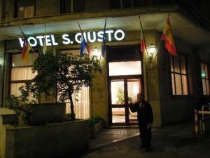 Guarda la versione ingrandita di Marco Prato trovato a Hotel San Giusto. Ora dipendenti... (foto da Tripadvisor)