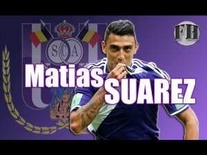 "Matias Suarez ""Bruxelles? Ho paura, lascio Anderlecht"""