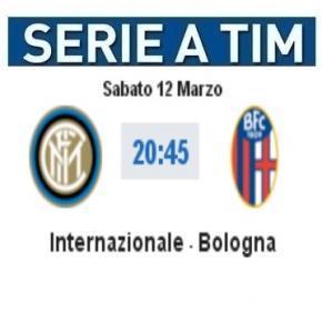 Inter-Bologna streaming-diretta tv: dove vedere Serie A