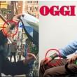 Isoardi-Salvini e il braccialetto dell'amore verde Lega04