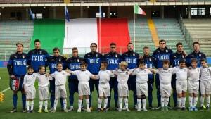 Calcio, Under 19 Italia-Israele 4-0