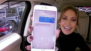 YOUTUBE Jennifer Lopez scrive a Leonardo DiCaprio e lui...