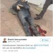 Bruxelles: Sebastien Bellin, FOTO giocatore basket ferito4
