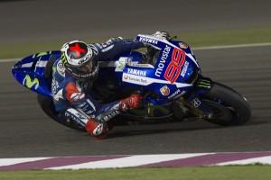Guarda la versione ingrandita di MotoGp Qatar: Jorge Lorenzo vince, Valentino Rossi quarto