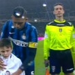 Inter-Juventus. Juan Jesus: bambino ha freddo, lui