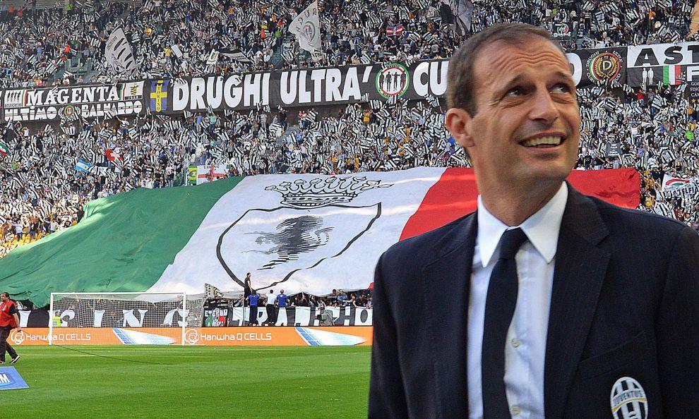 Juventus, Allegri e l'offerta choc del Real Madrid
