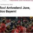 """Bayern-Juve: Bild celebra """"miracolo"""" ma sul gol di Morata..."""