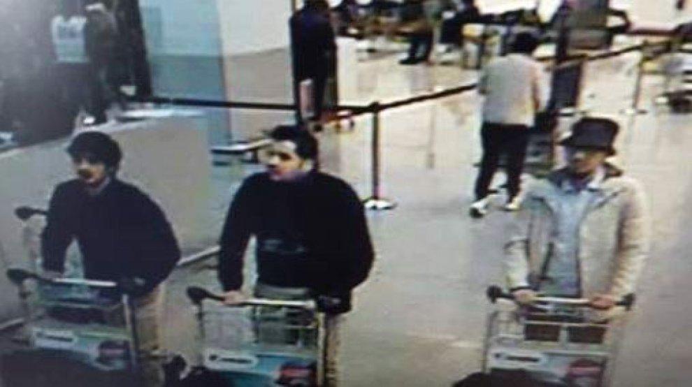 Attentati Bruxelles: identificati kamikaze aeroporto