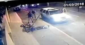 YOUTUBE In fuga da polizia su moto rubata: si schianta e…