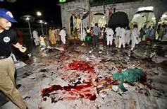 L'attacco suicida a Lahore