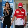 Fernando Alonso - Lara Alvarez, storia finita causa privacy 2