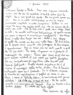 Lidia Macchi, lettera anonima a Porta a Porta dice... VIDEO