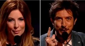Selvaggia Lucarelli e Paolo Ruffini, lite al talent di La7