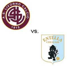Livorno-Entella streaming-diretta tv, dove vedere Serie B
