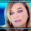 Lory Del Santo a Domenica Live: figlio morto, Eric Clapton..4