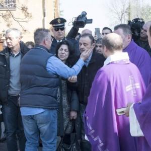 """Luca Varani funerali, parroco: """"Signore, quelle mani.."""" FOTO"""