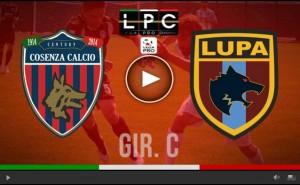 Lupa Castelli-Cosenza Sportube: streaming diretta live