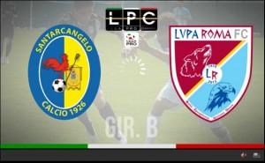 Lupa Roma-Santarcangelo Sportube: streaming diretta live