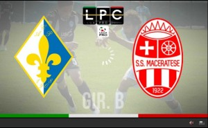 Guarda la versione ingrandita di Maceratese-Prato Sportube: streaming diretta live