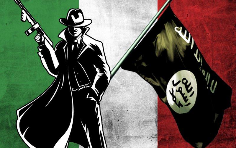 """Isis, """"è la mafia che protegge Italia da attentati?"""""""