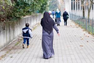 Guarda la versione ingrandita di Corte gli vieta portare figlio Chiesa: madre musulmana non..