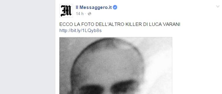 Manuel Foffo, FOTO su Il Messaggero. Ora accusa Marco Prato