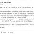 """Marchisio contro Cerqueti (Rai): """"Scuse solo ai non vedenti"""" 01"""