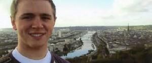 Guarda la versione ingrandita di Mason Wells salvo negli attentati Bruxelles, Boston, Parigi