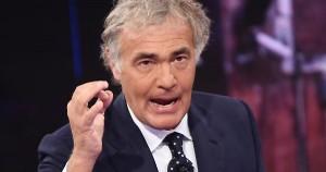 """Guarda la versione ingrandita di Massimo Giletti contro Rai: """"Basta con il macabro in tv"""""""