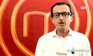 Guarda la versione ingrandita di Masterchef, Federico Ferrero attacca lo show: