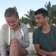 Isola dei Famosi, flirt tra Mercedesz Henger-Jonas Berami? 01