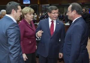 Migranti: prove di accordo al vertice Ue con Turchia. I nodi