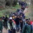 Migranti attraversano fiume in piena: 3 morti in Macedonia 9