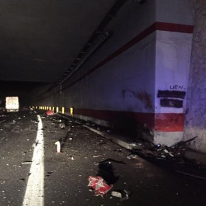 Mileto, incidente su autostrada A3: morte 4 persone