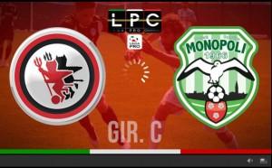 Monopoli-Foggia Sportube: streaming diretta live su Blitz