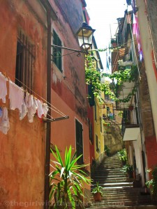weekend alle Cinque Terre Monterosso