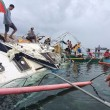 YOUTUBE Filippine, mummia su yacht. Mistero del tedesco6