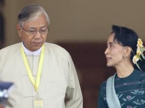 Myanmar: Htin Kyaw, autista di San Suu Kyi, primo premier