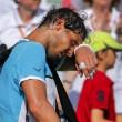 YOUTUBE Rafa Nadal si sente male a Miami e abbandona4